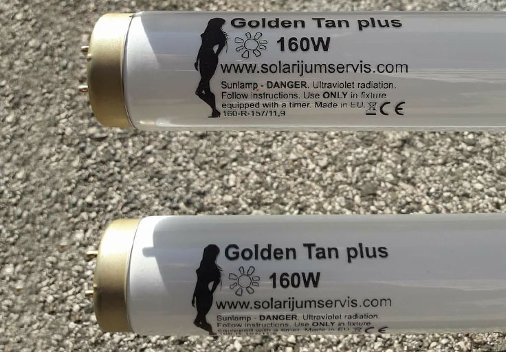 Golden Tan Plus