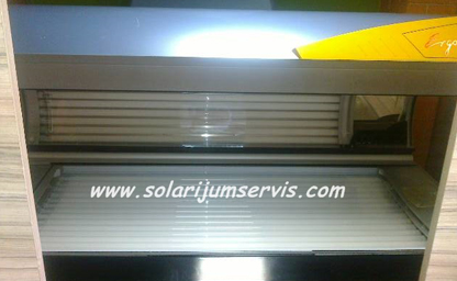 Solarijum ERGOLINE 350 ADVENTAGE