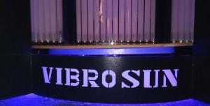 STOJEĆI SOLARIJUM SA VIBRO-PLOČOM SUNLESS V58